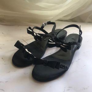 Sparkle Bow Sandal